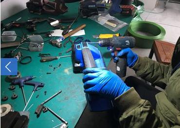 打包机配件与维修