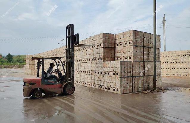标砖打包提升打包效率