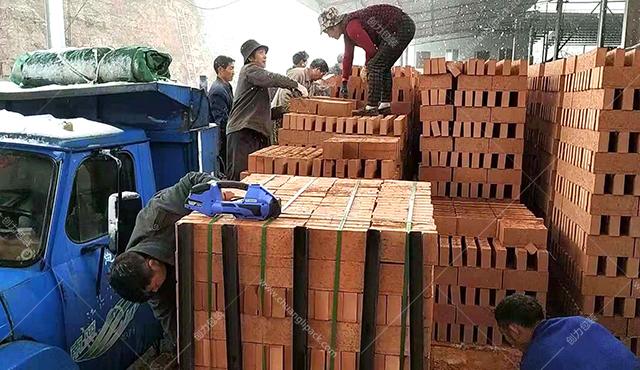 四川巴中砖块运输问题