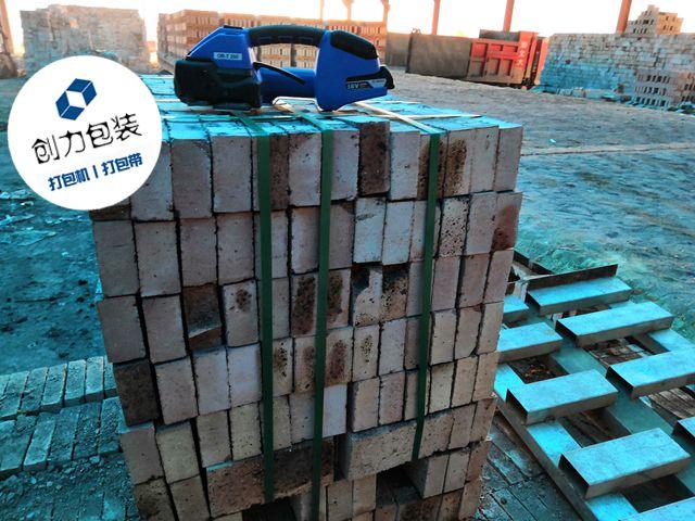 为永宁砖厂打包客户解决包型打不紧困惑