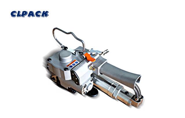 A19气动塑钢带打包机