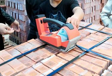ITA24标砖打包,标砖码砖、打包视频演示