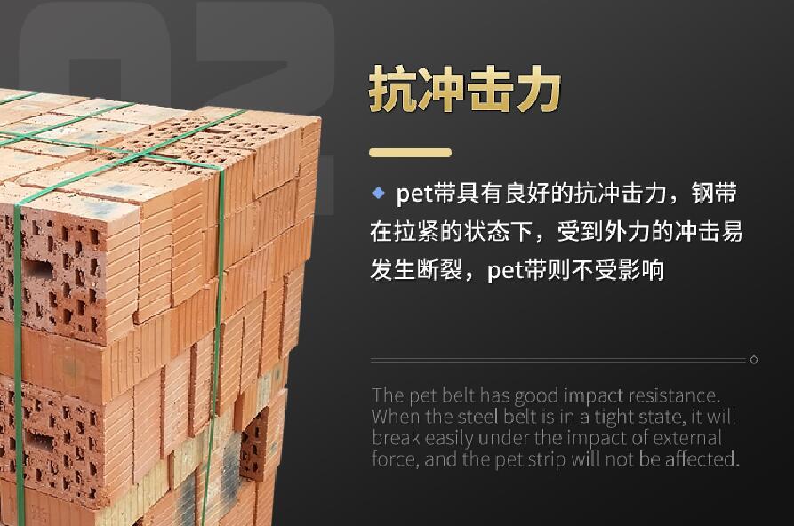 怎样判断砖头打包带质量的好坏?